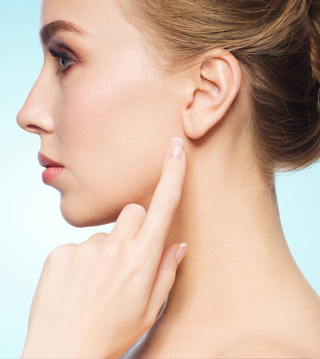minimal-invasive Ohrenkorrektur